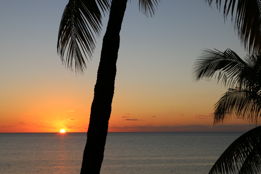 Good morning, Islamorada!