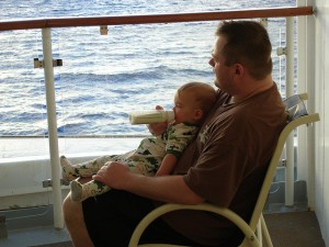 His first cruise